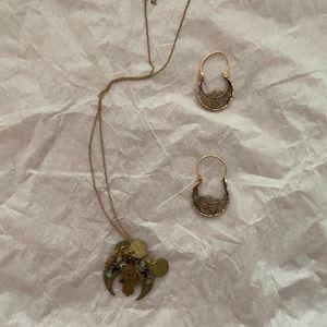 Islamic inspired jewelry